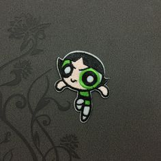 Cartoon patch The Powerpuff Girls Iron on Patch embroidered patches Sew on patches