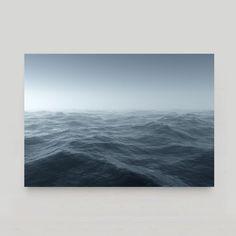 Stormy Seas Canvas