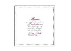 HOCHZEIT ♥ Besticktes Taschentuch ♥ Brautmutter von Dein Hochzeitstuch auf DaWanda.com