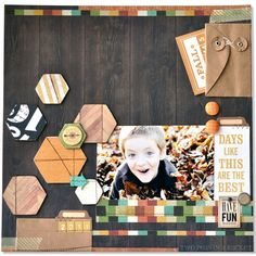 Fall Theme | Days Like This Are The Best - Two Peas in a Bucket