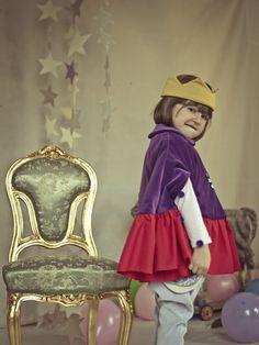Purple Velvet Cape por Costumini en Etsy, $107,00