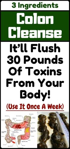 Health Remedies Apple, Ginger And Lemon Makes the Most Powerful Colon Cleanser, It'll Flush Pounds Of Toxins From Your Body! Health Diet, Health And Nutrition, Health And Wellness, Health Facts, Health And Fitness, Colon Health, Health Eating, Fitness Diet, Natural Health Tips