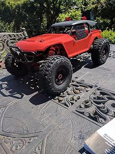 ﹩509.50. MUST SEE - Custom Built Kyosho FO-XX VE - Brushless - 1/8 Scale Off-Road - RTR   Type - Scale, Scale - 1:8, Fuel Type - Electric, Required Assembly - Ready to Go/RTR/RTF (All included), Color - Orange, 4WD/2WD - 4WD, Motor Type - Brushless, Vintage (Y/N) - No, Recommended Surface - Off-Road