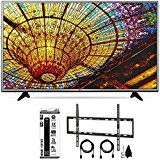 #9: LG 65UH6030 - 65-Inch 4K UHD Smart LED TV w/ webOS 3.0 Flat Wall Mount Bundle includes TV Flat Wall Mount Ultimate and 6 Outlet Power Strip with Dual USB Ports - Shop for TV and Video Products (http://amzn.to/2chr8Xa). (FTC disclosure: This post may contain affiliate links and your purchase price is not affected in any way by using the links)