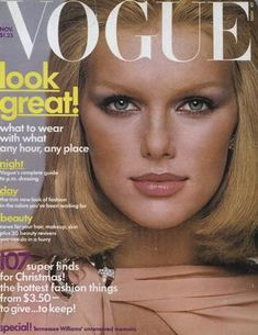 20 covers Vogue US November by Francesco Scavullo. Vogue US January by Arthur Elgort. Vogue US June by Francesco Scavullo. Vogue US September by Francesco Scavullo. Vogue US… Vogue Magazine Covers, Vogue Covers, Francesco Scavullo, Patti Hansen, Vogue Us, Richard Avedon, Lip Fillers, Beauty News, Actresses