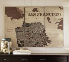 San Francisco Wall Art | Pottery Barn