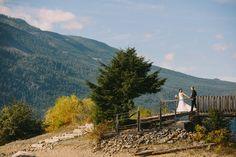 wedding ~ strathcona park lodge