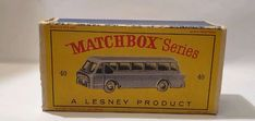 Matchbox No. Long Distance, Box, Autos, Antique Toys, Vehicles, Snare Drum, Long Distance Love