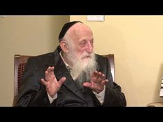 Conversation with Rabbi Dr. Abraham J. Twerski - Profiles of Faith - YouTube
