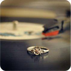 Cute, simple ring.