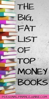 The best finance books to make money get out of debt invest and more. You will find the best personal finance books to read in 2019 on this list. These top finance books can teach you a lot about financial planning and more. Earn More Money, Ways To Save Money, Money Saving Tips, How To Make Money, Money Tips, Money Plan, Savings Planner, Budget Planner, Finance Books