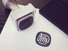 Signature Stamp  by Joaquim Marques Nielsen
