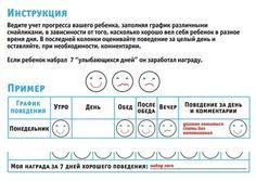 график хорошего поведения для детей: 7 тыс изображений найдено в Яндекс.Картинках