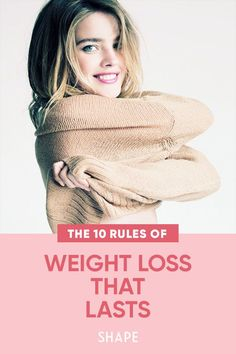 To help you reach your goal weight and maintain it, we examined the latest research and talked to top experts to compile the 10 tenets for weight loss that have been proved to deliver results. #weightlosstips #healthyweightloss Best Diets To Lose Weight Fast, Best Weight Loss, Healthy Weight Loss, Weight Loss Tips, Weight Loss Challenge, Weight Loss Meal Plan, Weight Loss Journey, Intense Cardio Workout, Cardio Workouts