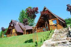 Zapraszamy do Ośrodka Wypoczynkowego Jaworina to pięć odrębnych drewnianych domków dostępnych cały rok!  Więcej na: http://www.nocowanie.pl/noclegi/solina/domki/112323/