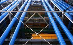 AD Classics: Centre Georges Pompidou,© Francis Toussaint