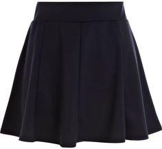 #River Island             #Skirt                    #Navy #skater #skirt #skirts #sale #women           Navy skater skirt - skirts - sale - women                                     http://www.seapai.com/product.aspx?PID=273610