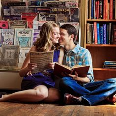 10 books that every couple  (engaged or married) would benefit from reading.
