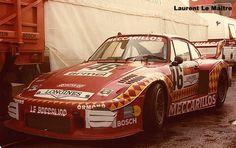 1980 Porsche 935  Porsche (2.857 cc.) (T)  Claude Haldi  Bernard Béguin  Volkert Merl