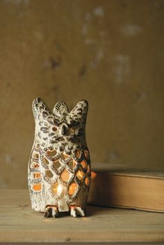 Owls - Curated by Imelda Bettinger