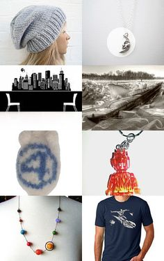 Fire And Ice by Heather on Etsy--Pinned with TreasuryPin.com