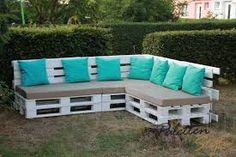 Bildergebnis für palettenmöbel terrasse