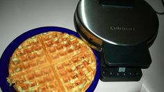 """The waffle iron has long been considered the quintessential 'back of the kitchen cabinet' gift, only dragged out for that one time every few months you bother to make waffles from scratch, but thanks to the folks at Chow, it doesn't have to be. After all, what's a waffle iron but a pair of heating elements with a small space between?"""