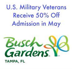 Busch Gardens Admission Deals