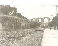 Orto di Guerra in via dei Trionfi, ora via di San Gregorio Anno: 1942