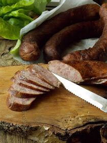Polish Recipes, Polish Food, Sausage, Meat, Eastern Europe, Sausages, Hot Dog, Chinese Sausage