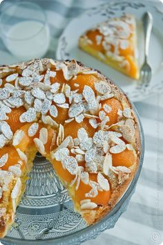 What's For Lunch Honey? | Experience Your Senses: Celebrations: Apricot Saffron Cake