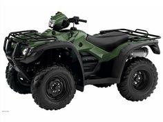 Honda 2013 FourTrax® Foreman® Rubicon® with EPS (TRX®500FPA)  www.apachemotorcycles.com