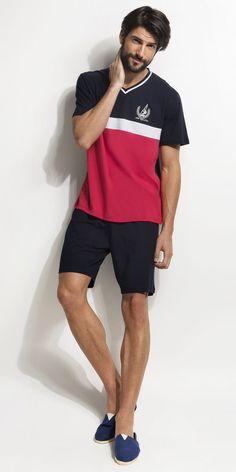 Men's Pyjamas Cotton Cotton Pyjamas, Ss 15, Gym Men, Sporty, How To Wear, Sleep, Collection, Natural, Style