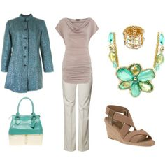 Soft Dramatic Light Summer outfit 1, created by jenr8 on Polyvore