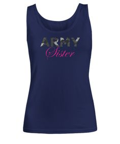Army Sister - Tank Top