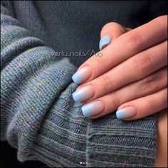 130 cute spring nail art designs to spruce up your next mani page 37 - 130 cute . - 130 cute spring nail art designs to spruce up your next mani page 37 – 130 cute spring nail art designs to spruce up your next mani page 37 – Pastel Blue Nails, Baby Blue Nails, Light Blue Nails, Cute Spring Nails, Spring Nail Art, Ongles Baby Blue, Pretty Nails, Fun Nails, Nail Art Designs