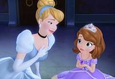 Sofia The First: The newest member of the Disney Princess Family! She is a princess in training who gets a little help from all the Disney Princess along the way! Is it weird that I can't wait for this show? First episode is November 18th on Disney Junior!