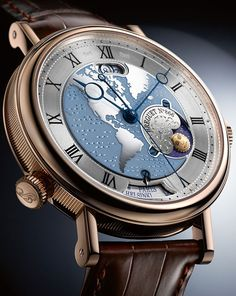 Breguet Classique 5717 Hora Mundi (I really want this, but I can't understand the page to get it! :( Might have to do some more research...)