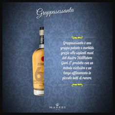 GRAPPASESSANTA - Grappasessanta is a powerful and soft grappa, thanks to the skilled hands of the Master Distiller Giovi. It is produced with a unique method and a long aging in small oak barrels. @marchesimazzei #winegallery #marchesimazzei #zisola #wine #tuscany #winelovers