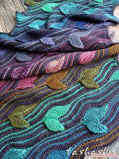 Snood Forest witch pattern by Svetlana Gordon
