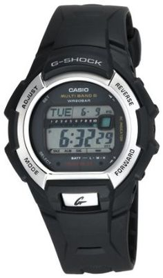 Casio Mens G Shock Black Watch