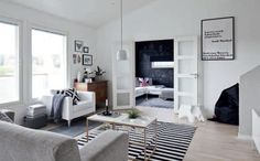 Mustavalkoinen matto