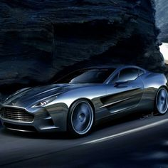 Stunning Aston Martin One-77 #carporn