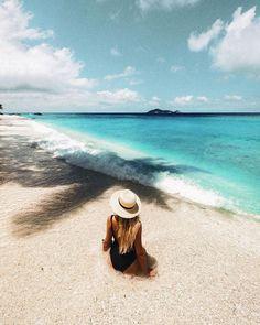 Hilton Seychelles La Briz Beautiful Hotels, Beautiful Places, Places Around The World, Around The Worlds, Seychelles Islands, Heavenly Places, Best Spa, Exotic Places, Destin Beach