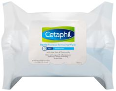 Cetaphil Store - Gentle Makeup Removing Wipes (http://www.cetaphil.com/gentle-makeup-removing-wipes/)