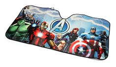 Avengers Windshield Sunshade
