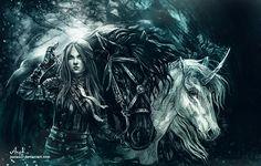 Forbidden Forest - Cirilla