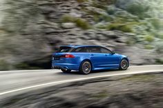 The Jaguar Automotive Company has announced the release of the new 2015 XF Range at the 2014 Geneva Motor Show which is about to be held in March. The whole range presents some of the most adorable models of the Jaguar released till now. Brakes Car, Life Car, Shooting Brake, Geneva Motor Show, Car Finance, Sexy Cars, Station Wagon, Car Insurance, Driving Test