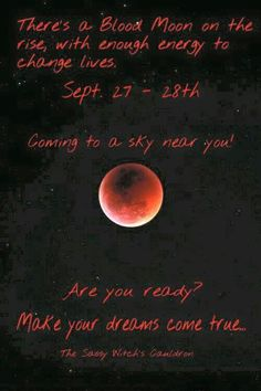 blood moon metaphysical meaning - photo #24