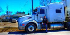 Skip Andrews at The Timberline Restaurant in Richer, Manitoba Muscle Cars, Outdoors, Trucks, Restaurant, Vehicles, Travel, Viajes, Truck, Restaurants